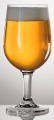 BEER GLASS (410 ml / 14.5 oz)